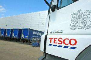 Re-usable trailer seal conforms to Tesco's Green Policy