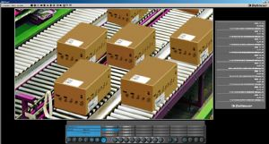 Incorporating RFID data into video surveillance images