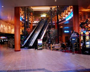 500 Camera IP Video System Protects Oregon Casino Resort