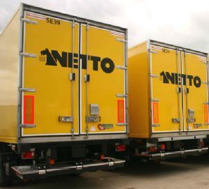 Electronic Vehicle Seals Chosen For Netto's Delivery Fleet
