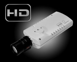 High Definition IP Megapixel Camera Ideal For Evidential Video Requirements