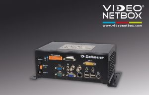 Versatile Video Recording For IP, Analogue Or Hybrid Networks