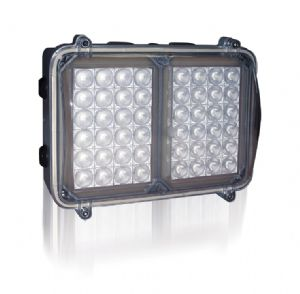 Infra Red and White Light Explosion Protected LED Illuminators