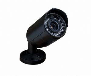 Infrared Bullet Camera Provides Lightweight Day/Night Surveillance Capability