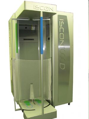 Iscon Whole Body Imaging System 1000D to be Distributed in Ukraine by Incom