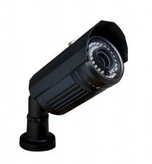 IR Bullet Camera Range With Vari-Focal Lenses