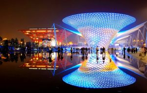 Large Scale Megapixel Camera Installation at World Expo 2010