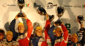 Portuguese Le Mans Series Win For AD Group Car