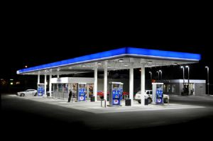PoE Megapixel Cameras With ANPR Protect Route 1 Petrol Stations From Drive-Offs