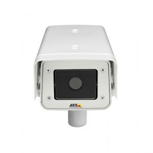Indoor and Outdoor Thermal Network Cameras Available From Axis