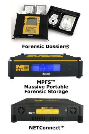 Versatile Modular Data Forensics Appliance Now Shipping