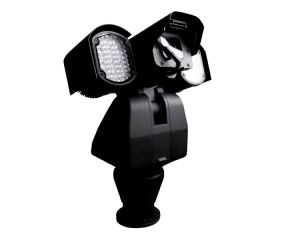 Day/Night IR Camera With Illumination and Integrated Positioning System