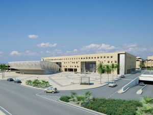 Physical Security Management System Installed At Arabian University Hospital