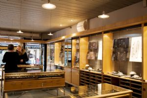 Fog Cannon Protection For Jewellery Shops