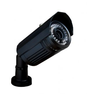 Long Range Bullet Camera With Day And Night Performance