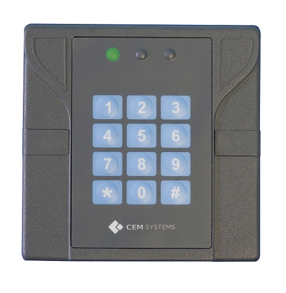 Door Control With Card Cloning Protection