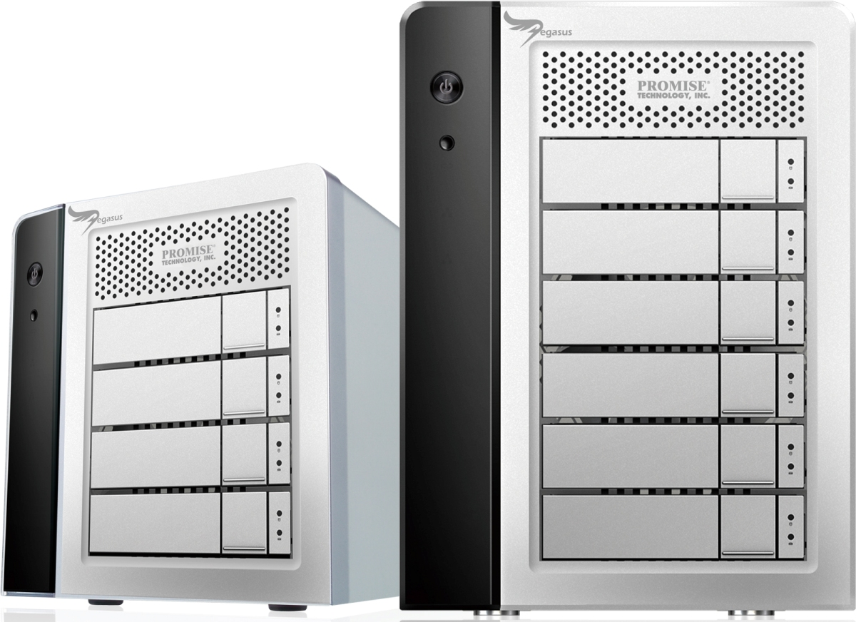 High Speed Storage Solution For Media Industry