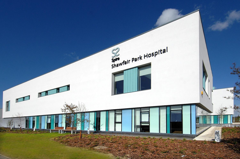 Edinburgh Hospital Takes AC2000 Lite Access Control System