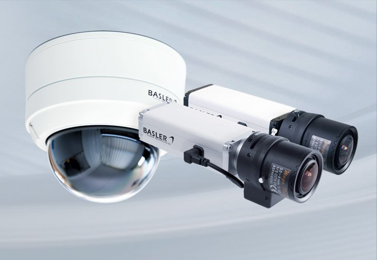 IP Dome Cameras From Basler To Feature At IFSEC