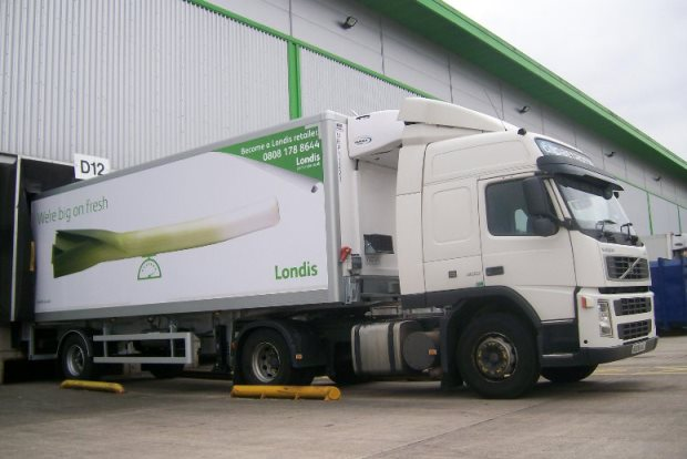 Food wholesaler protects frozen loads with temperature alerts