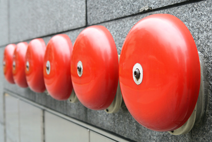 Explosion proof horn alarms
