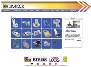 Camlock gears up to support European sales growth.