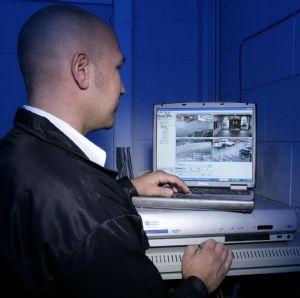 NetVu Observer provides control over multi-site educational facility surveillance.