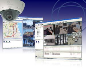 Open architecture IP video and alarm management