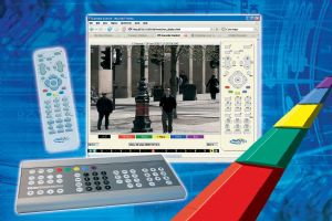Point and Go provides colour coded camera control