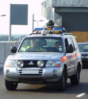 MIC1 mobile cameras for vehicle mounting and temporary installations