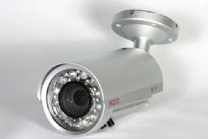 Improved backlight compensation for bullet camera