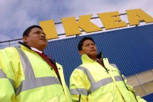 IKEA Coventry gains ex-Ghurkha regiment officers