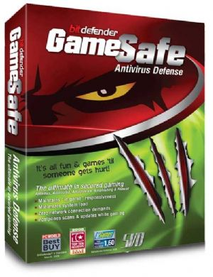 Virus protection for Gamers
