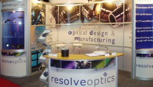High quality lens systems do the exhibition circuit