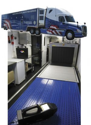 US postal service to use mobile screening equipment from Smiths