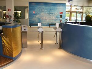 Smart card visitor convenience at Lake Garda